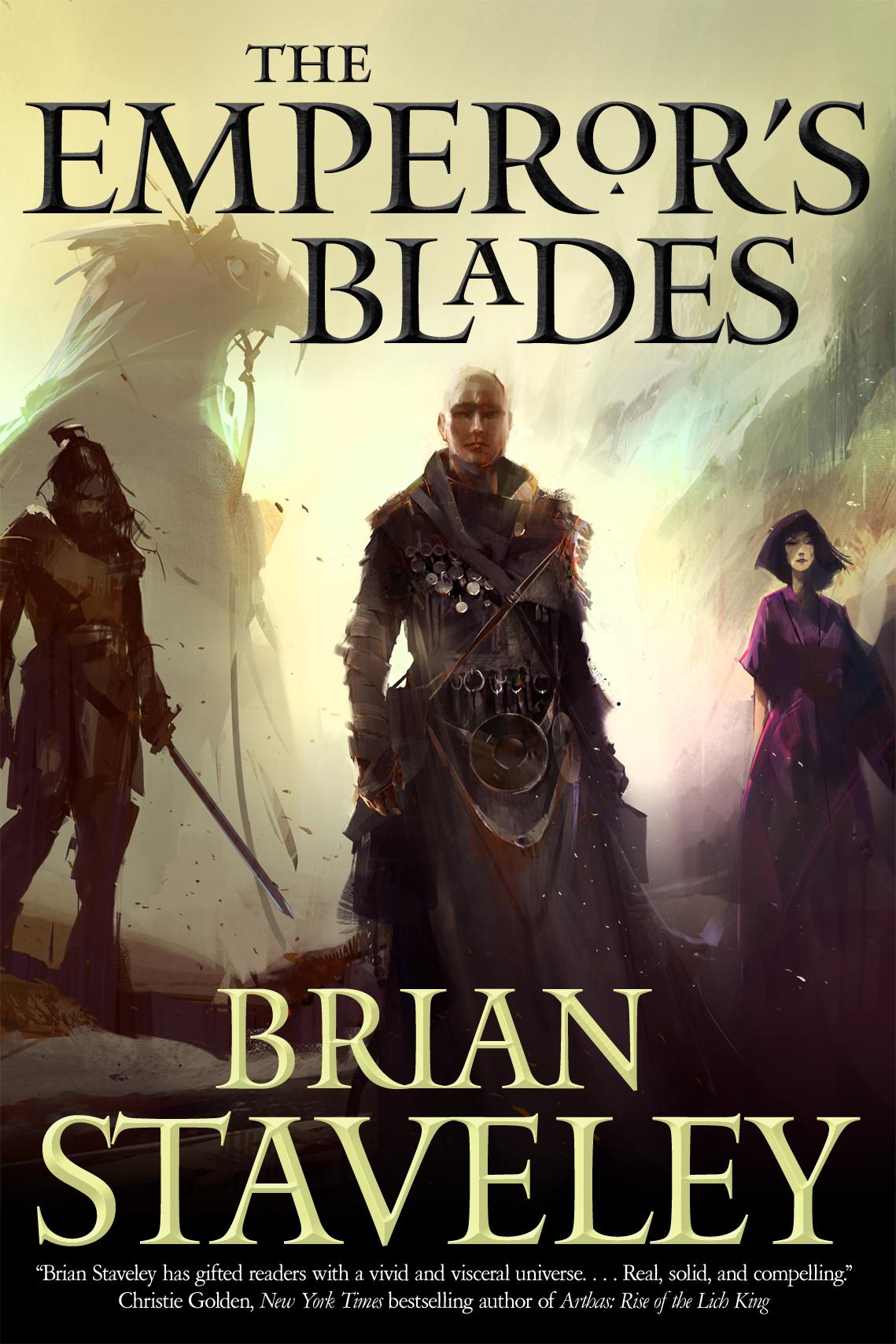 Výsledek obrázku pro The Emperor´s Blades
